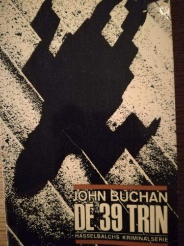 "John Buchan: ""De 39 Trin"""