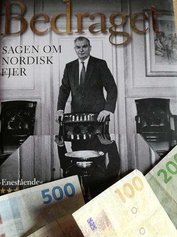 """Charlotte Langkilde: """"Bedraget"""" – Sagen Om Nordisk Fjer"""